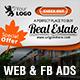 Real Estate Web & FB Ads
