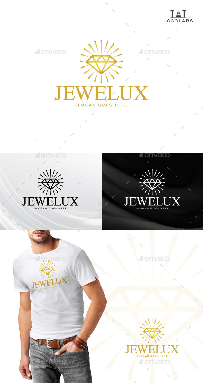 Diamond Logo - Objects Logo Templates