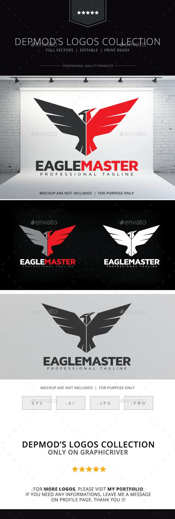 Eagle Master Logo - Animals Logo Templates