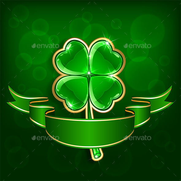 Quatrefoil Clover - Backgrounds Decorative