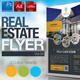 Simple Real Estate Flyer Vol.09 - GraphicRiver Item for Sale
