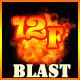 12 Frames Fire Blasts