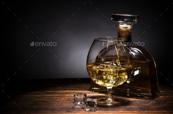 Brandy - Stock Photo - Images