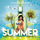 Summer Party Flyer Template 3 - GraphicRiver Item for Sale