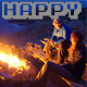 Happy Campfire - AudioJungle Item for Sale