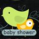 Baby Shower Flyer Template PSD V2 - GraphicRiver Item for Sale
