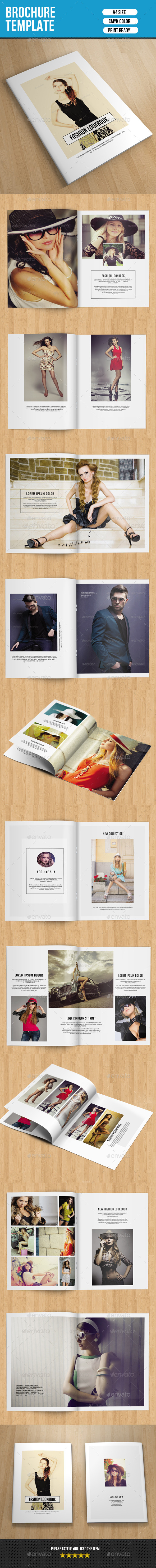 Fashion Lookbook-V216 - Catalogs Brochures
