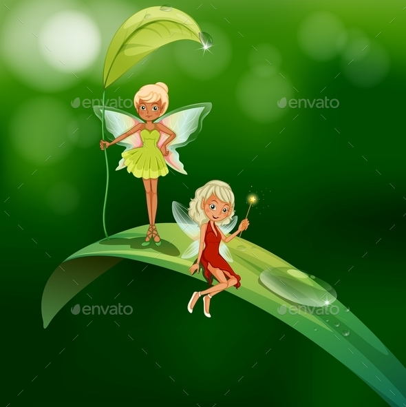 Fairies - People Characters