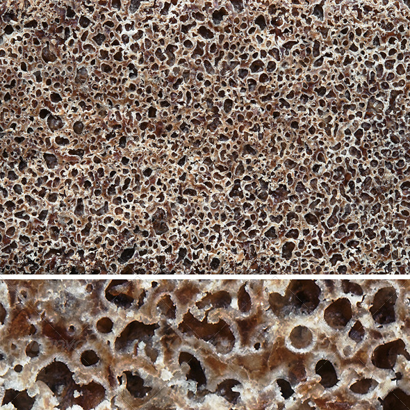 Bread surface - Miscellaneous Textures
