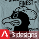 3 T-shirt Design Template - GraphicRiver Item for Sale