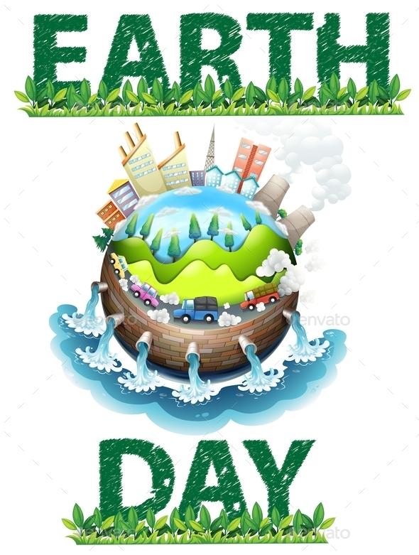 Earth Day Theme - Seasons/Holidays Conceptual