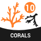 Corals Vector - GraphicRiver Item for Sale