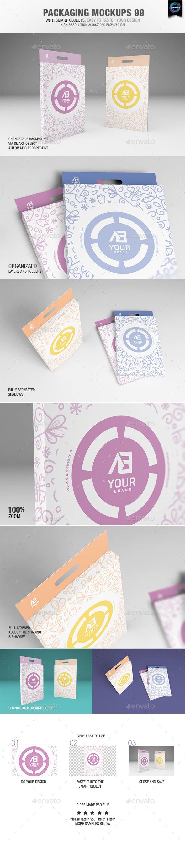 Packaging Mock-ups 99 - Packaging Product Mock-Ups