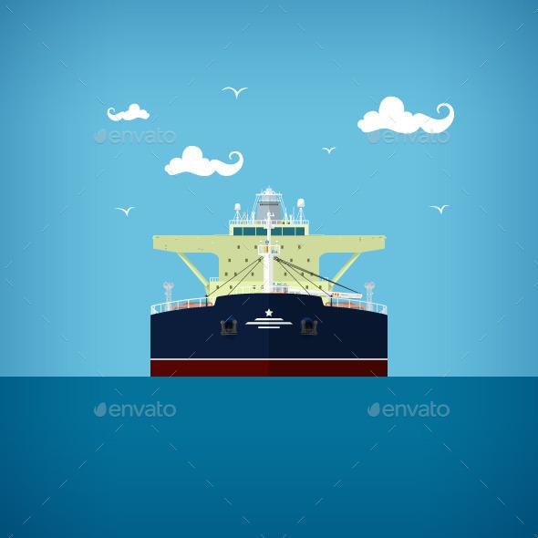 Tanker - Industries Business
