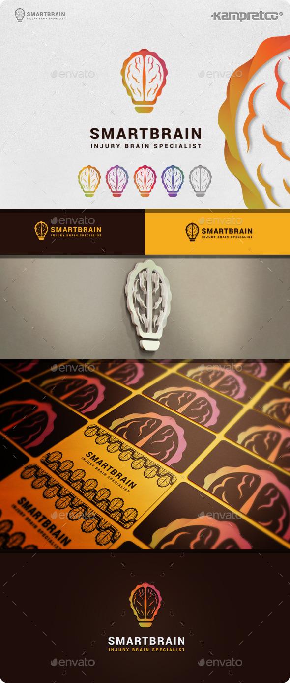 Smart Brain Logo - Abstract Logo Templates