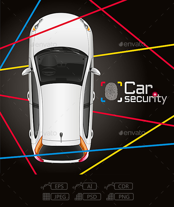 Car Laser Security - Services Commercial / Shopping