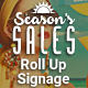 Roll Up Season's Sales - GraphicRiver Item for Sale