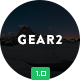 Gear2 + 10 Notification Templates & Themebuilder Access Nulled