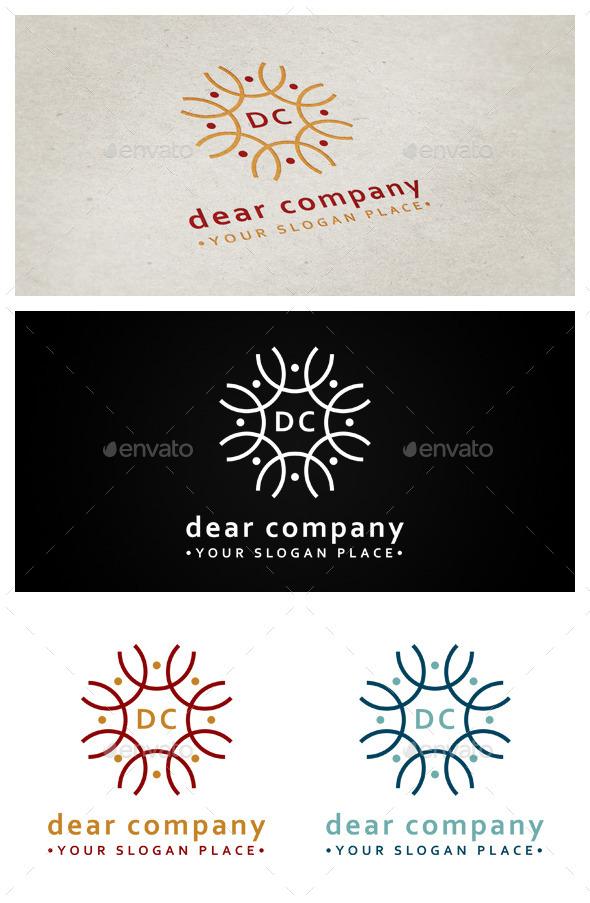 Dear Company - Company Logo Templates