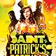 Saint Patricks Party | Flyer Template PSD - GraphicRiver Item for Sale