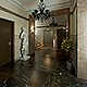 Hall Lobby Decorated Interior (full scene) - 3DOcean Item for Sale