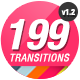 199 Transitions Pack v1.2 - VideoHive Item for Sale