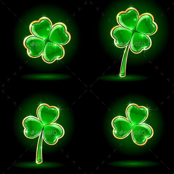 Clover - Decorative Symbols Decorative