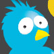 twitter bird ilustration - GraphicRiver Item for Sale