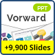 Vorward - Powerpoint Template - GraphicRiver Item for Sale