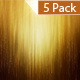 Abstract Backgrounds-5 Pack - VideoHive Item for Sale