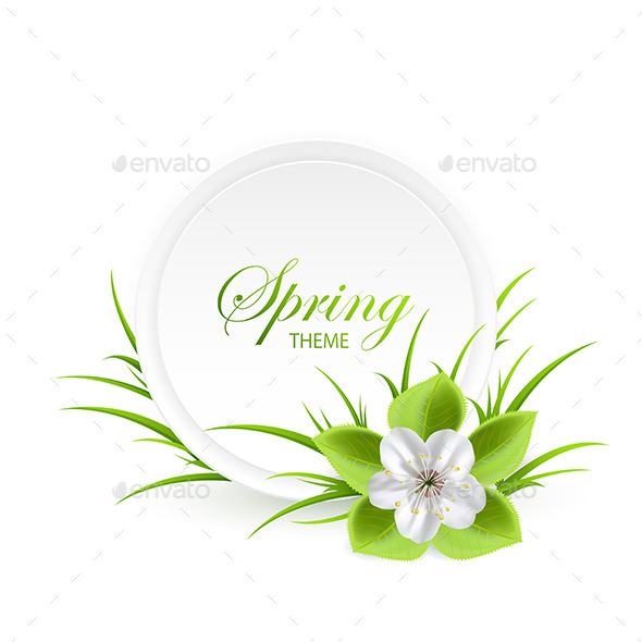Spring Theme - Flowers & Plants Nature
