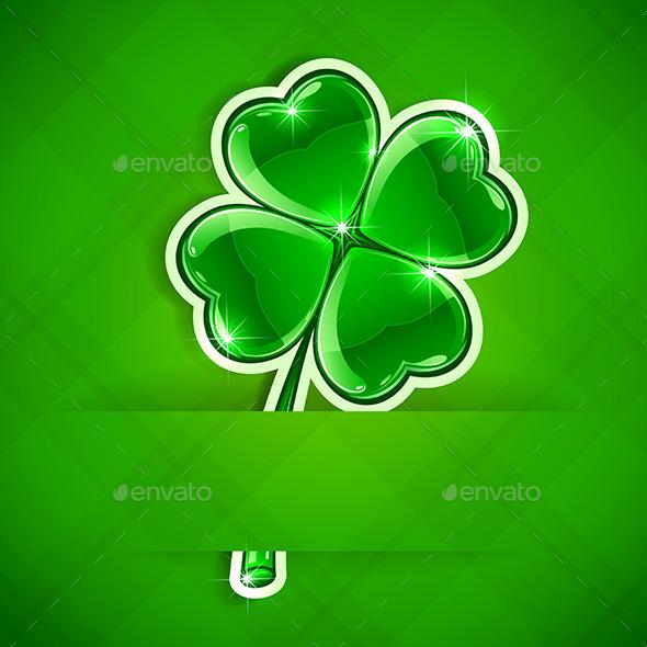 St. Patricks Day - Backgrounds Decorative