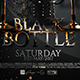 Black Bottle - GraphicRiver Item for Sale