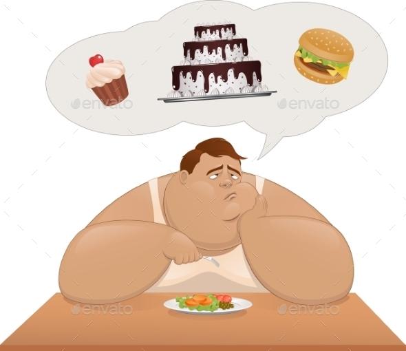 Proper Nutrition - Health/Medicine Conceptual