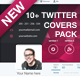 10+ Twitter Covers Pack