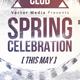 Spring Celebration - Flyer [Vol.3]