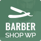 Barber - WordPress Theme for Barbers & Hair Salons Nulled