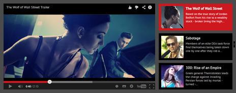 Youtube Vimeo Video Player and Slider WP Plugin