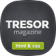 Tresor - Multipurpose News&Magazine HTML Template