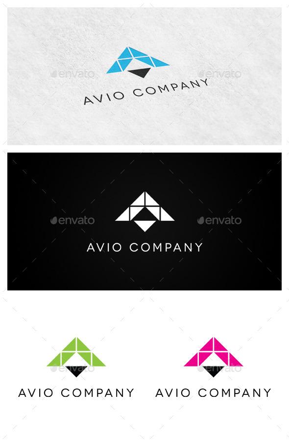 Avio Company - Company Logo Templates
