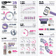 Infographic Vector Templates Collection 13 - GraphicRiver Item for Sale