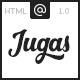 Jugas - Stylish | Freelancer | Portfolio Template - ThemeForest Item for Sale