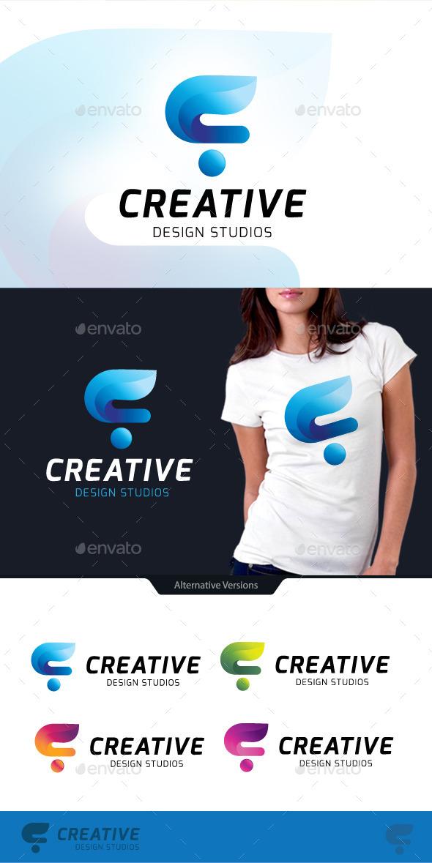 Creative Design Studios - Letters Logo Templates