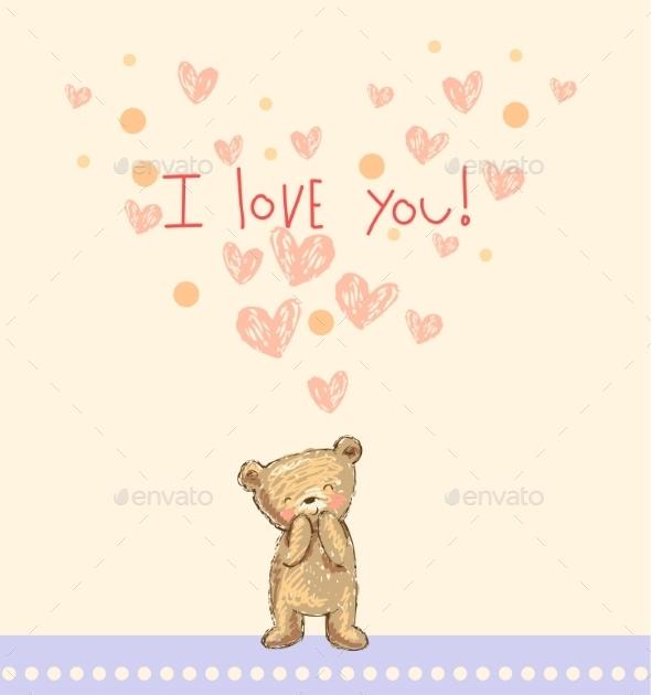 I Love You - Birthdays Seasons/Holidays