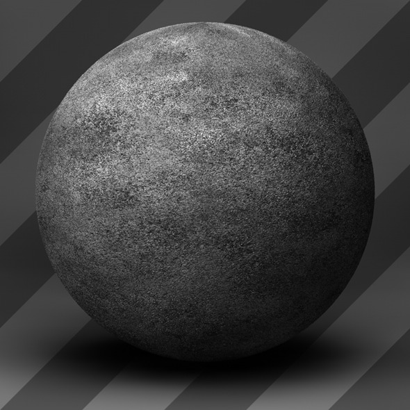 Asphalt Shader_037 - 3DOcean Item for Sale