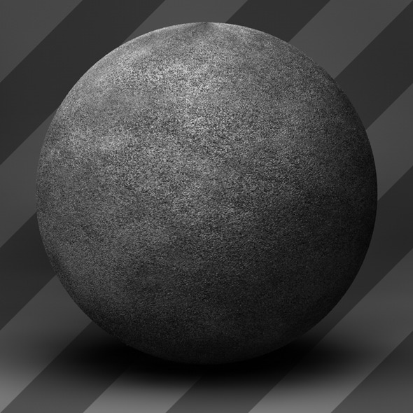 Asphalt Shader_049 - 3DOcean Item for Sale