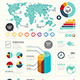 Modern Design Elements Infographic Template - GraphicRiver Item for Sale
