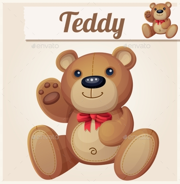 Teddy Bear  - Miscellaneous Characters