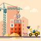 Construction Site - GraphicRiver Item for Sale