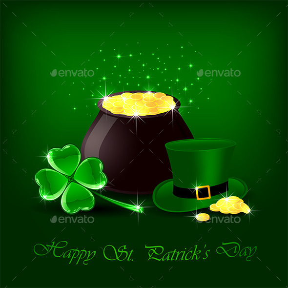 Saint Patricks Day - Miscellaneous Seasons/Holidays